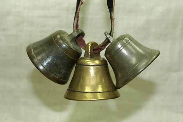 Igala National Renaissance - Nigerian-African Brass Bell